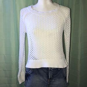 Jessica Simpson White Sweater